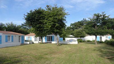 Photo for Holiday home quietly situated between St Sauveur and beaches