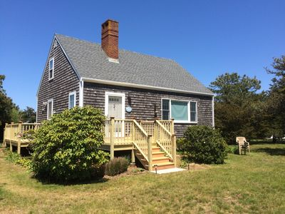 Photo for Charming Nantucket Home Edge of Town