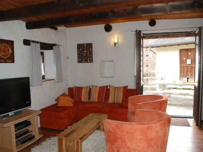 Photo for Vacation home Cristallo in Aquila - 4 persons, 2 bedrooms