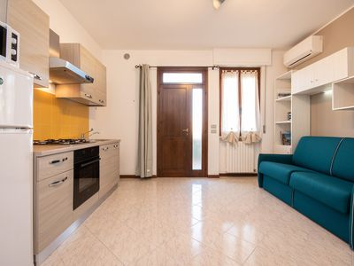 Photo for Near Lake Garda and the old town - Studio apartment Il Grappolo