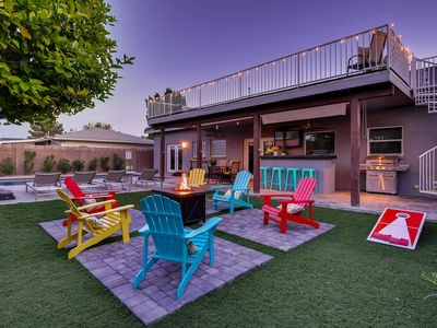 Photo for Designer Luxury Old Town Scottsdale w/ Pool and Spa