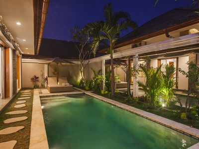 Photo for Bamboo 1 Bedroom villa, Sanur