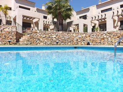 Photo for Beautiful Spacious House in the 5* Roda Golf & Beach Resort!