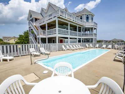 Photo for Point of Views | 995 ft from the beach | Dog Friendly, Private Pool, Hot Tub