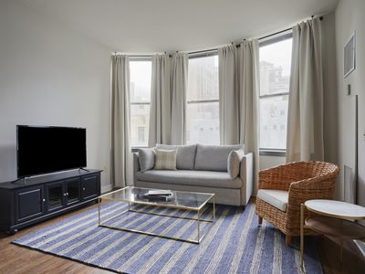 Photo for Sonder | Liberty Place | Dashing 2BR + City View