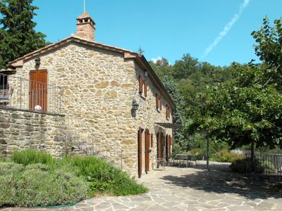 Photo for Vacation home Rustico Bramasole (CRT145) in Cortona - 6 persons, 3 bedrooms
