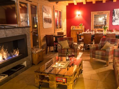 Photo for Spacious chalet, in Samoens valley with magnificent  mountain views,  sleeps 15