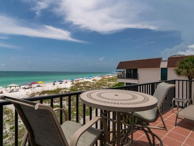 WE 210 Gorgeous Gulf Front 2/2 Pool Condo Relax On Sugar Sand Beach