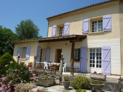 Photo for Gite Foix, 2 bedrooms, 4 persons