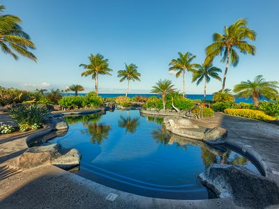 Photo for Beautiful 3 BDRM Condo in the Exclusive Hali'i Kai Community - Near the Best Beaches and Nightlife on the Kohala Coast!