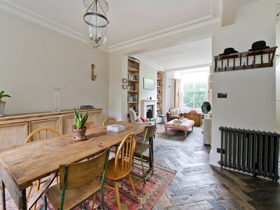 Photo for Quirky, Stylish 3 Bed House by Camden W/ Terrace