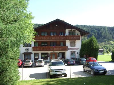 Sommer Bergidyll**** Appartements