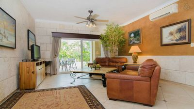 Photo for Ocean Dream Luxury 2bdr/2bth Beach Front apt steps away from the ocean