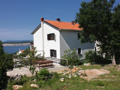 Photo for Apartment in Jadranovo (Crikvenica), capacity 4+0