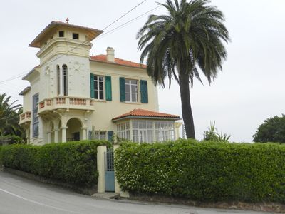 "Photo for ""Les Camélias"" very beautiful house of character with breathtaking sea views ..."