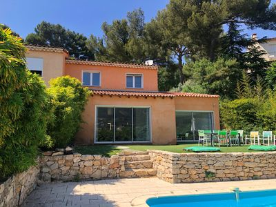 Photo for Bastide of Cap Canaille - 8 to 13 people with swimming pool