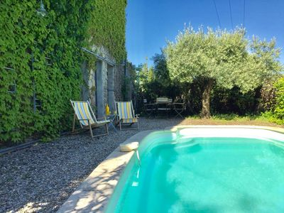 Photo for 4BR Villa Vacation Rental in Pouzols Minervois