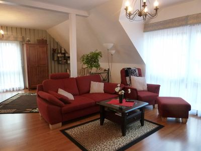 Photo for 4 **** vacation apartment Hainich National Park