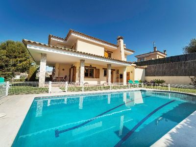Photo for 6 bedroom Villa, sleeps 10 in Calonge with Pool and WiFi