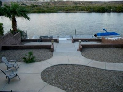 Photo for Riverfront Home...Private Dock....