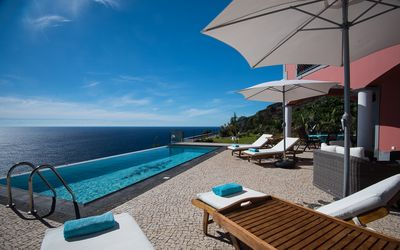Photo for Luxury Ocean Front Villa,4 bedrooms and heated pool
