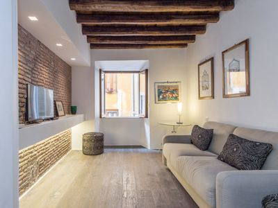 Photo for Apartment Madonna dei Monti  in Rome: Historical City Center, Lazio - 4 persons, 1 bedroom