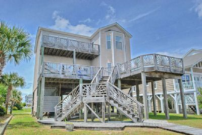 Photo for DARE 10, The perfect canal home with a short walk to beach for the true beach lover.