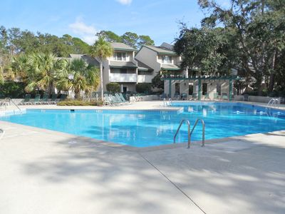 Photo for Deluxe 3 BR Harbour Town Villa with Great Marsh Views - Heritage Week Promotion