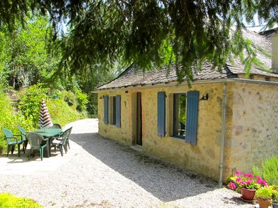 Photo for Beautiful traditional house with large garden near Najac and Cordes Sur Ciel