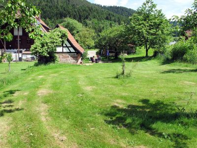 Photo for Vacation home Backhäusle (APB100) in Alpirsbach - 4 persons, 1 bedrooms