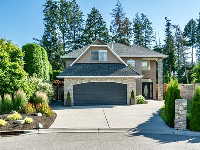 Photo for Lower Mission Kelowna Lakeshore/Hobson area 4 Bedroom