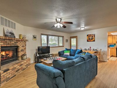 Photo for Flagstaff Condo w/Deck-Walk to Lake&6 Miles to DT