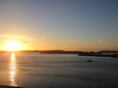 Photo for Stunning Penthouse Apartment With Panoramic Views Across Cork Harbour