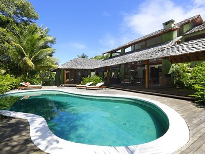 Photo for Luxury between the sea and the tropical forest