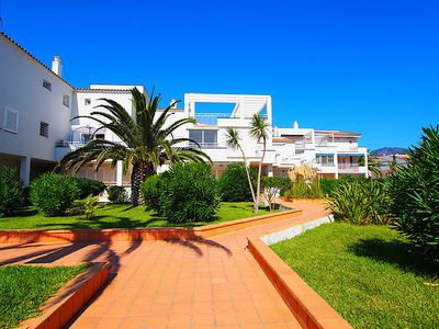 Photo for Apartment Platja de Roses  in Roses, Costa Brava - 6 persons, 2 bedrooms