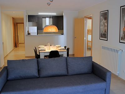 Photo for Prat Condal *** 4/6 (4t 2a) - Apartment for 6 people in Santa Coloma
