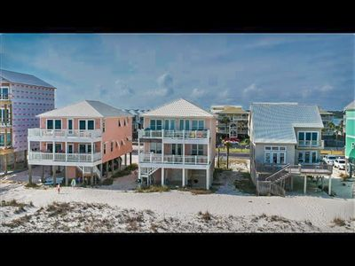 Photo for Beachfront Home sleeps 20!