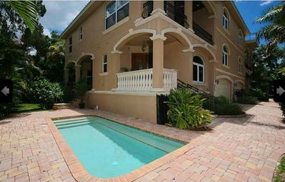Photo for Luxury Siesta Key Vacation Rental Home with Heated Pool and Beach Access