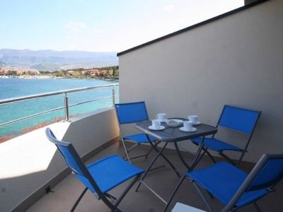 Photo for Apartments Djakovic (10034-A4) - Silo - island Krk