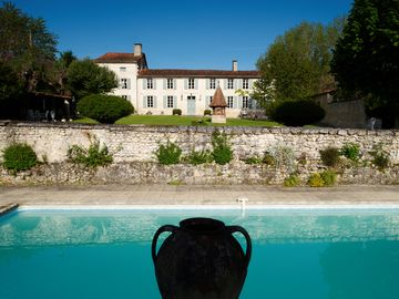 Golf d'Aubeterre, Nabinaud, Charente, France