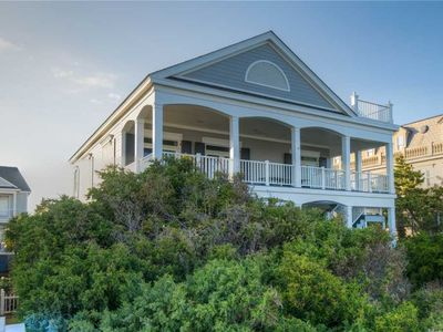 Photo for C. Thomas House: 6 BR / 6.5 BA house in Pawleys Island, Sleeps 12
