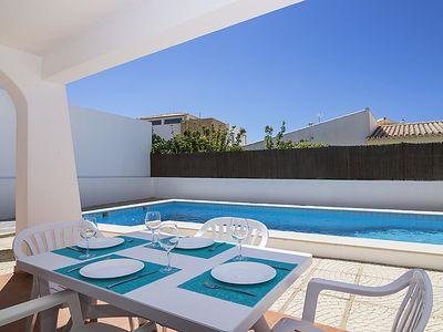 Photo for Vacation home Casa Galé 600m from the beach in Albufeira - 9 persons, 4 bedrooms