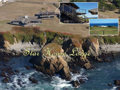 Photo for Ocean Front Timberd Lodge Ideally Located with Stunning Pacific Views -