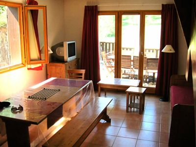 Photo for Résidence Bouquetin II - Triplex 4 Rooms Chalet 10 Persons