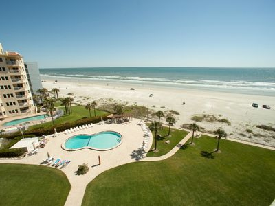 Photo for Save 15% Off Normal Summer Weekly Rate! Beachfront! 7th Floor! Walk to Flagler!