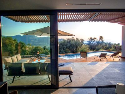Photo for NEW // Contemporary villa - large terrace - swimming pool