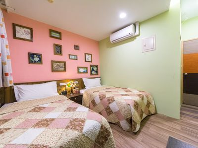 Photo for [R3] Double Room near Dongdamen Night Market