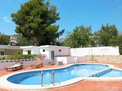 Photo for Peniscola Holiday Home, Sleeps 4 with Pool, Air Con and Free WiFi