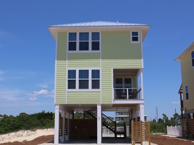 Photo for 3 bedroom 2.5 bath just steps from the beach!