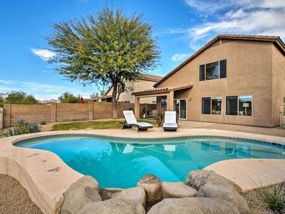 Photo for Cave Creek Home w/Pool 1.4 Mi to Dove Valley Ranch